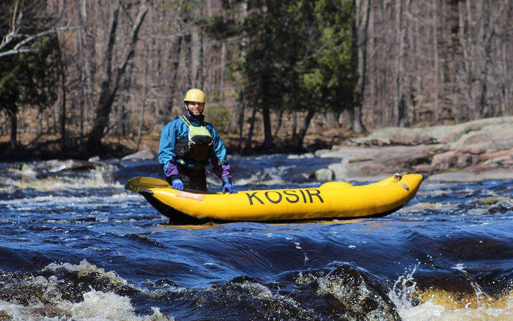 Staff Whitewater Raft Trip Outfitter Wisconsin