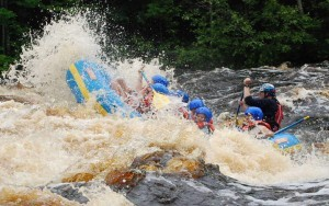 Peshtigo River Whitewater Rafting Trips Summer