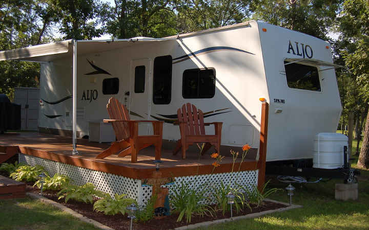 RV Campsites New for 2017
